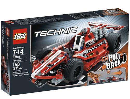 LEGO Technic Race Car Exclusive Set #42011