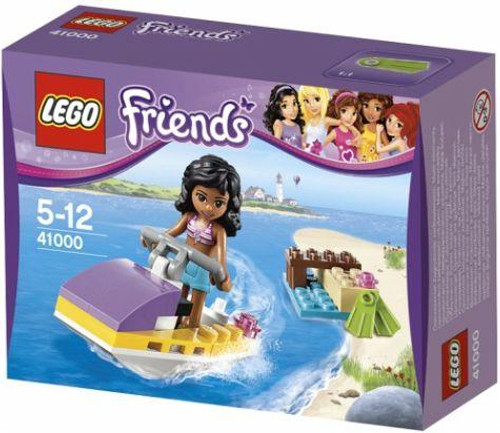 LEGO Friends Water Scooter Fun Set #41000