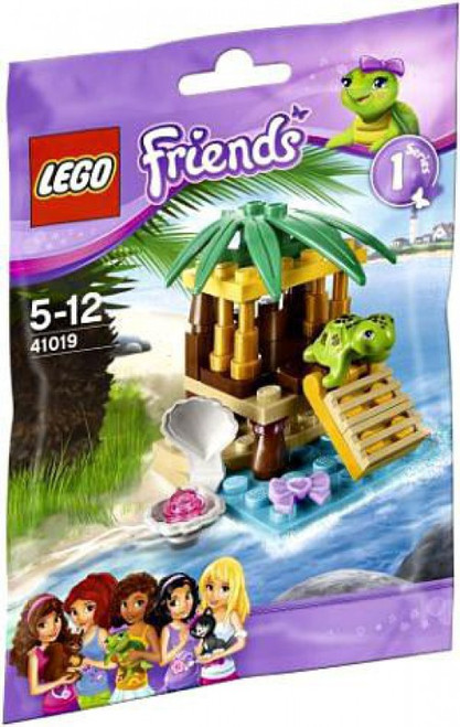 LEGO Friends Turtle's Little Oasis Mini Set #41019 [Bagged]