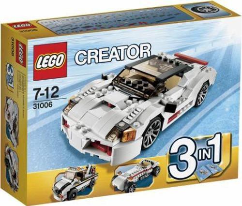 LEGO Creator Highway Speedster Set #31006