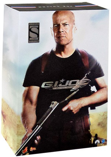 GI Joe Retaliation Movie Masterpiece General Joe Colton Exclusive 1/6 Collectible Figure