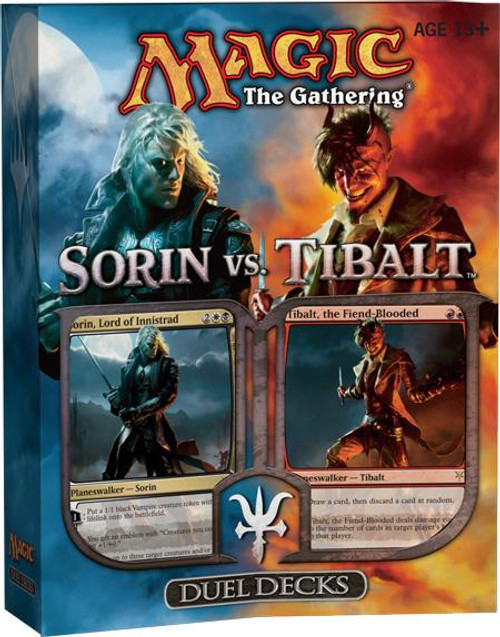 MtG Duel Decks: Sorin vs. Tibalt Sorin vs. Tibalt Duel Decks [Sealed]