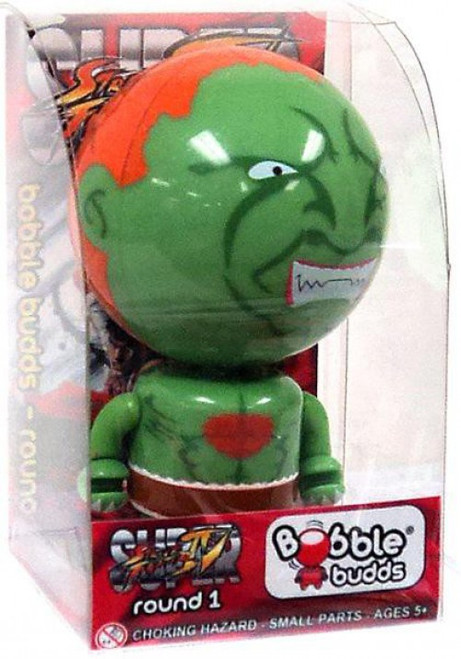 Super Street Fighter IV Bobble Budds Blanka 3.75-Inch Bobble Head