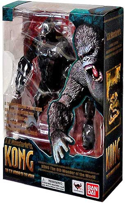 S.H. Monsterarts King Kong Action Figure