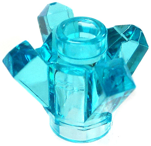 LEGO Legends of Chima Items Translusent Blue Chi Crystal [Loose]