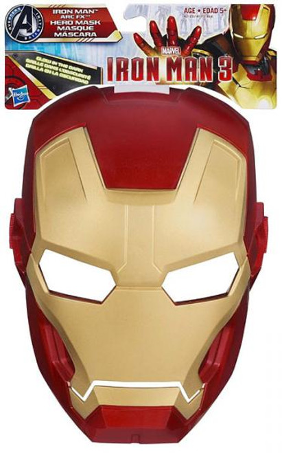 Iron Man 3 Iron Man Arc FX Head Mask Roleplay Toy