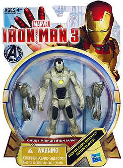 Iron Man 3 Series 1 Ghost Armor Iron Man Action Figure