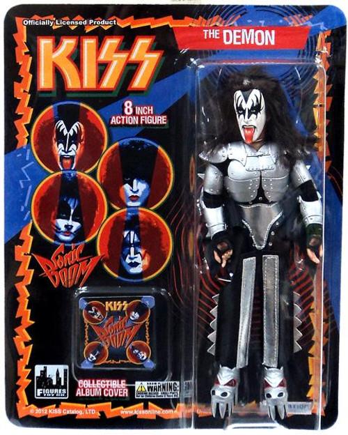 KISS Retro Series 3 The Demon Action Figure