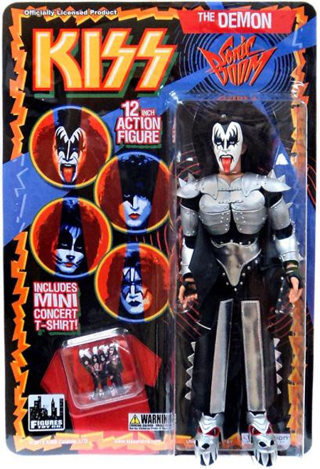 KISS Series 3 The Demon 12 Inch Action Figure [Gene Simmons]