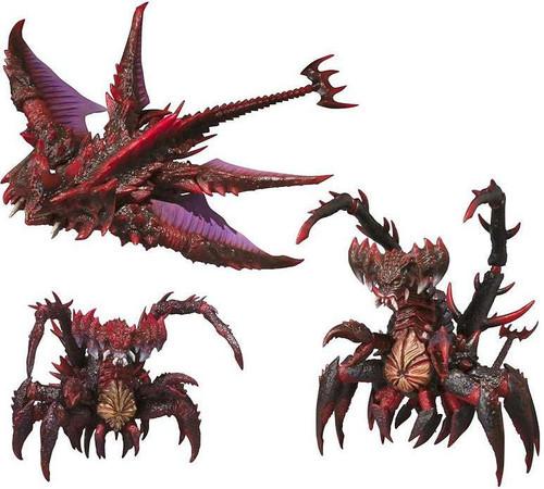 Godzilla S.H. Monsterarts Destroyah Action Figure [Evolution Set]