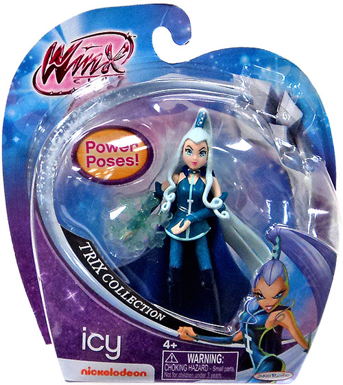 Winx Club Trix Collection Icy 3.75-Inch Doll Figure