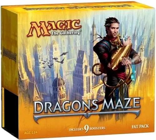 MtG Dragon's Maze Fat Pack [Sealed]