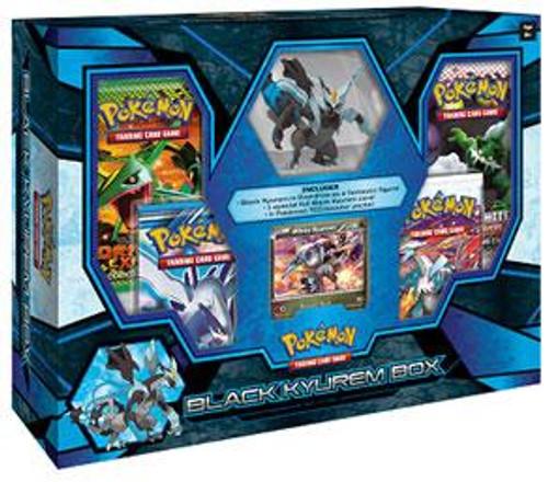 Pokemon Black & White Black Kyurem Box