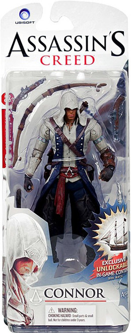 McFarlane Toys Assassin's Creed Series 1 Connor Action Figure