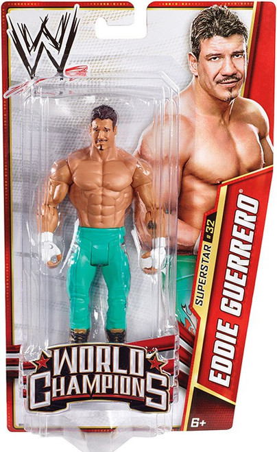 WWE Wrestling Series 29 Eddie Guerrero Action Figure #32