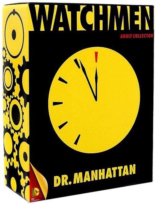 Watchmen Club Black Freighter Dr. Manhattan Exclusive Action Figure