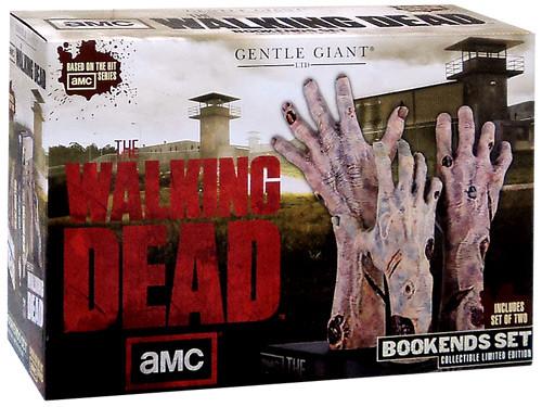 The Walking Dead AMC TV Bookends Set