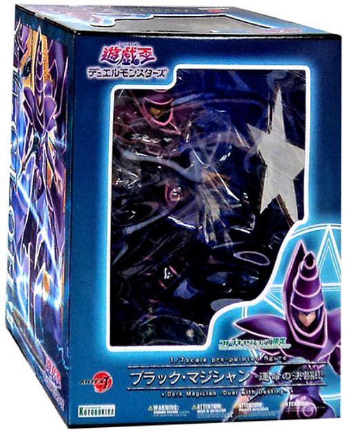YuGiOh Ani-Statues Dark Magician Duel Ani-Statue 1/7