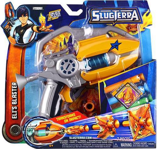 Battle For Terra Toys : Slugterra elis blaster exclusive roleplay toy jakks
