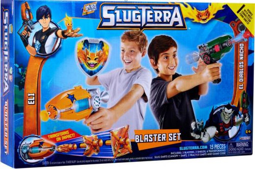 Slugterra Blaster Set Roleplay Toy