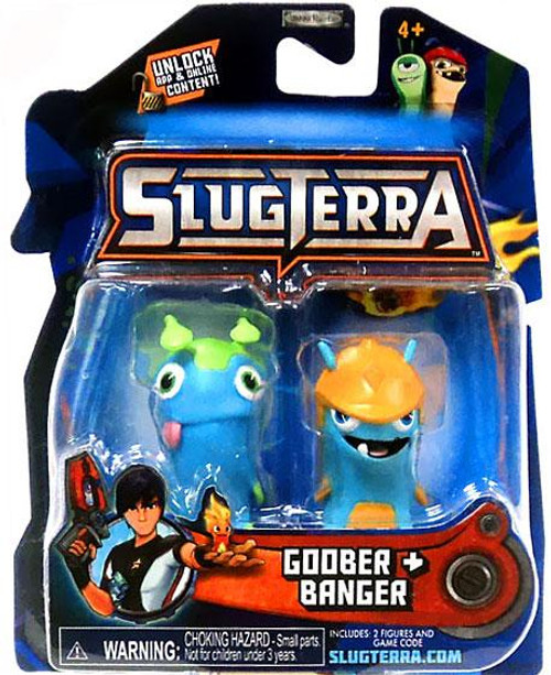 Slugterra Series 1 Goober & Banger Mini Figure 2-Pack