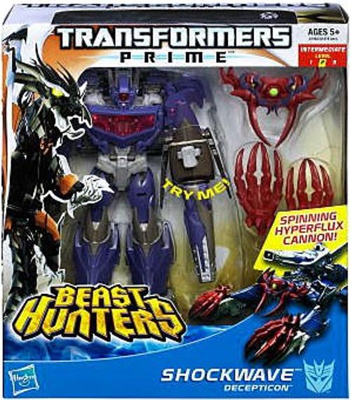Transformers Prime Beast Hunters Shockwave Voyager Action Figure