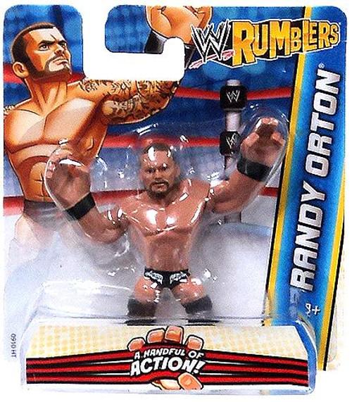 WWE Wrestling Rumblers Series 2 Randy Orton Mini Figure