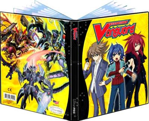 Card Supplies Cardfight Vanguard 4-Pocket Binder