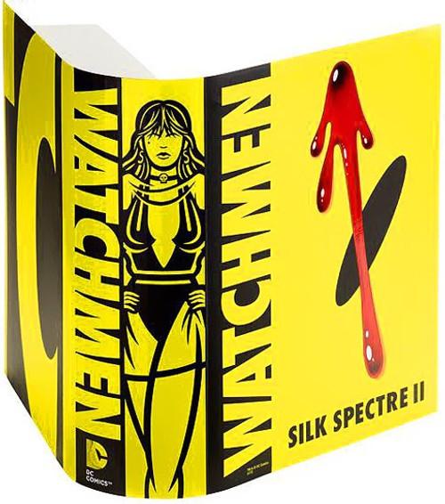 Watchmen Club Black Freighter Silk Spectre II Exclusive Action Figure