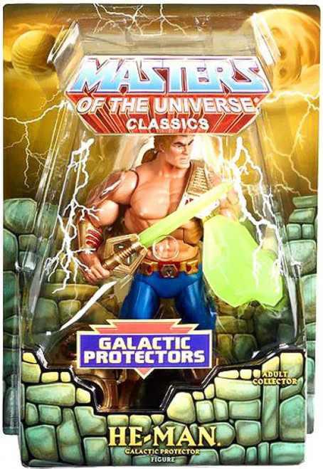 Masters of the Universe Classics Galactic Protectors He-Man Exclusive Action Figure [Galactic Protector]