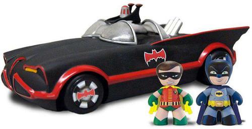 Batman 1966 TV Series Mez-Itz Classic TV Series Batmobile Action Figure Set