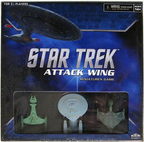 Star Trek Attack Wing Starter Set