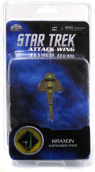 Star Trek Attack Wing Wave 0 Dominion Kraxon Expansion Pack