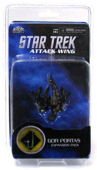 Star Trek Attack Wing Wave 0 Dominion Gor Portas Expansion Pack