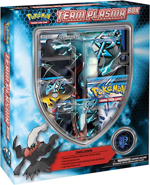 Pokemon Black & White Team Plasma Box [Sealed]