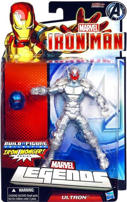 Marvel Legends Iron Man 3 Series 2 Ultron Action Figure