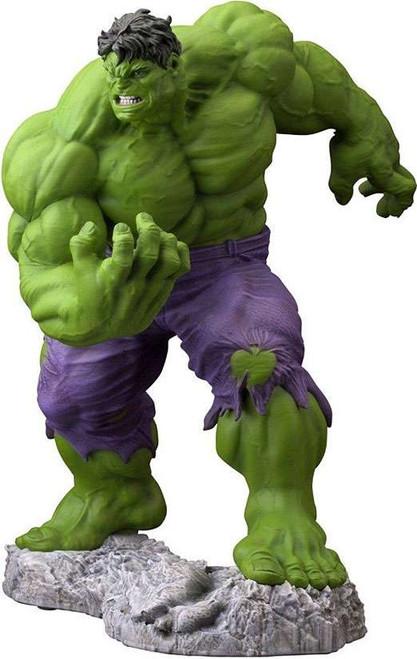Marvel Classic Avengers Hulk 12-Inch Statue [FIne Art]