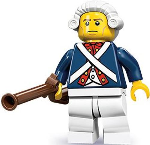 LEGO Minifigures Series 10 Revolutionary Soldier Minifigure [Loose]