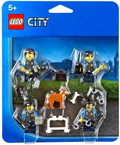LEGO City Police Minifigures Set #850617