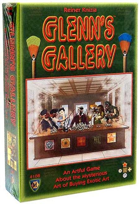 Glenn's Gallery Board Game