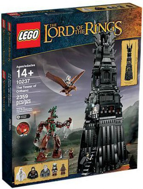 LEGO The Lord of the Rings The Tower of Orthanc Set #10237