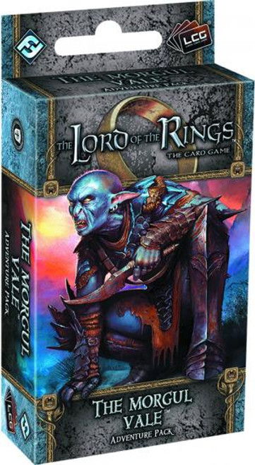 The Lord of the Rings The Card Game Lord of the Rings LCG The Morgul Vale Adventure Pack