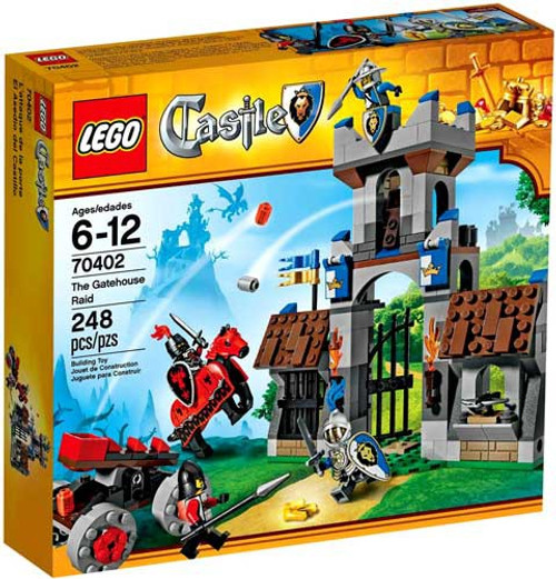 LEGO Castle The Gatehouse Raid Set #70402