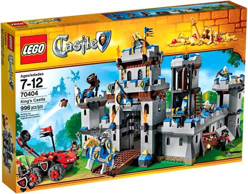 LEGO King's Castle Set #70404