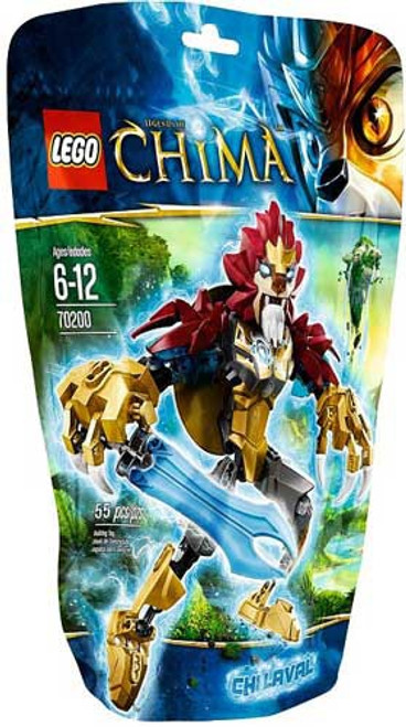 LEGO Legends of Chima CHI Laval Set #70200