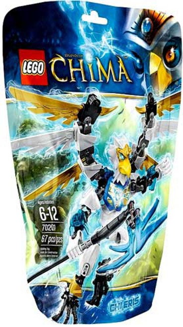 LEGO Legends of Chima CHI Eris Set #70201