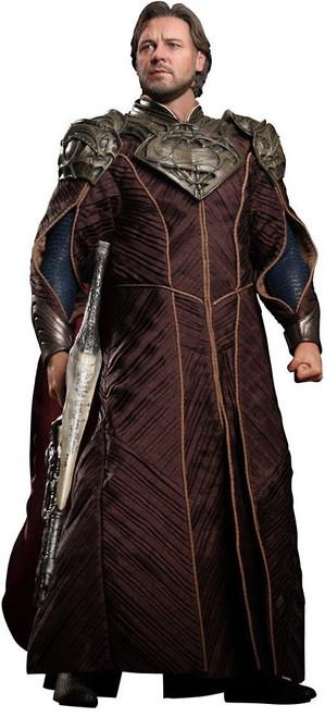 Superman Man of Steel Movie Masterpiece Jor-El 1/6 Collectible Figure