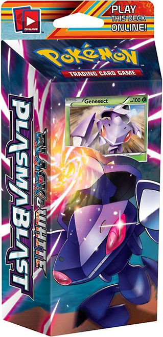 Pokemon Black & White Plasma Blast Mind Wipe Theme Deck [Sealed Deck]