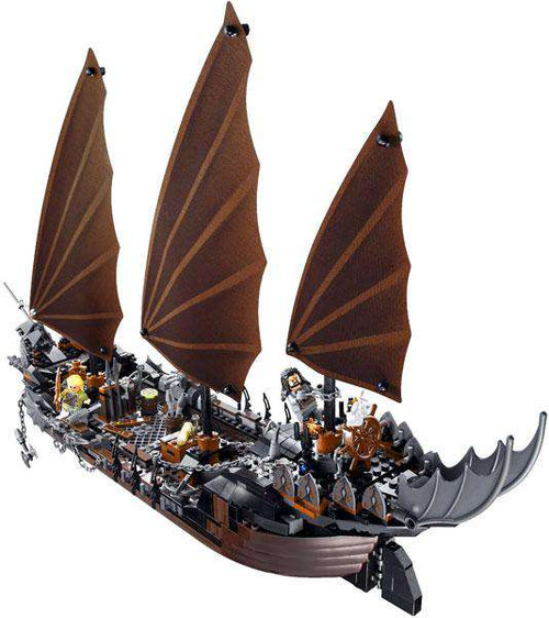 Lego The Lord Of The Rings Pirate Ship Ambush Set 79008