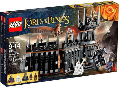 LEGO The Lord of the Rings Battle at the Black Gate Set #79007